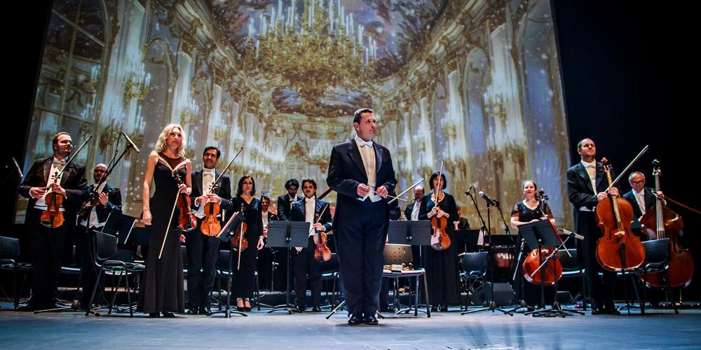 Schoenbrunn Festival Orchestra Vienna in concert pe 5 decembrie 2015 (comunicat)