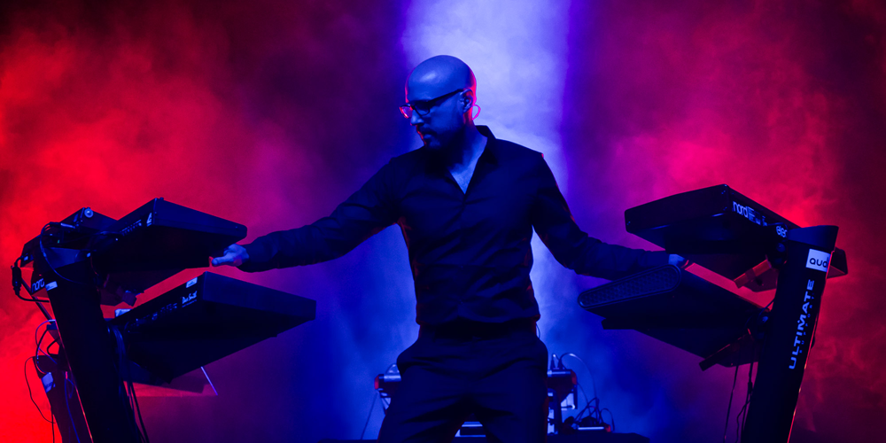SCHILLER, concerteaza pentru prima oara in Romania (comunicat)