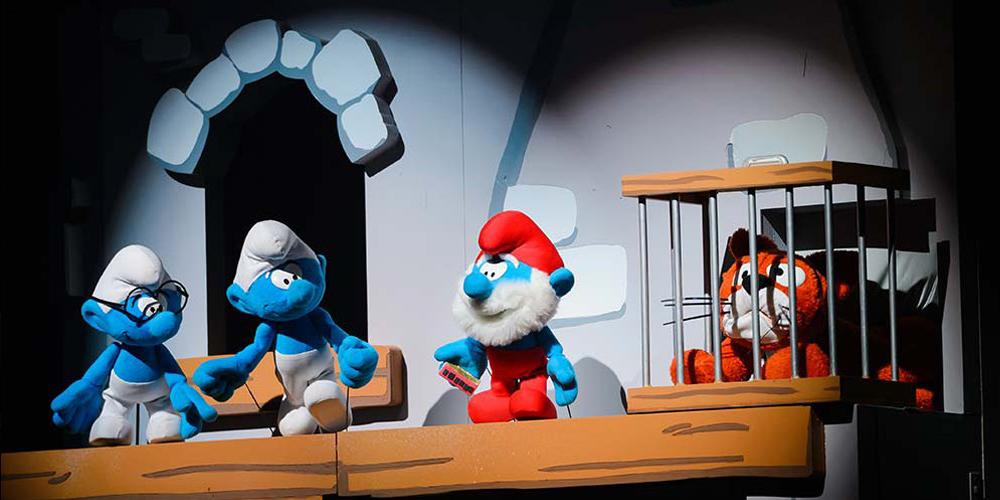 Smurfs Live On Stage, prima data in Romania (comunicat)