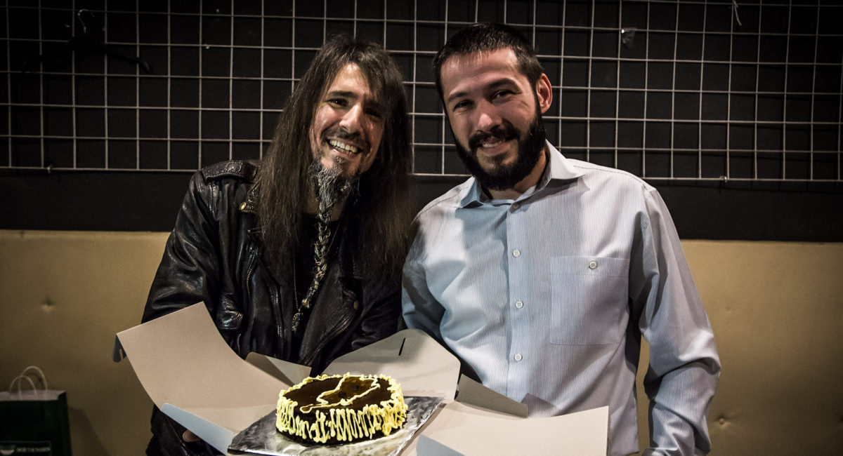 "Tracklist concert Ron ""Bumblefoot"" Thal, 25 septembrie, club Fabrica"