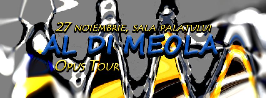 S-au pus in vanzare biletele VIP pentru concertul Al Di Meola