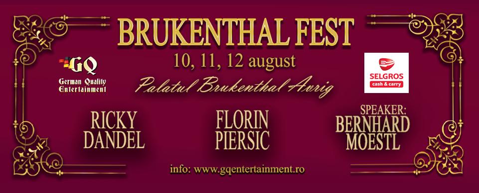Program Brukenthal Fest 2018