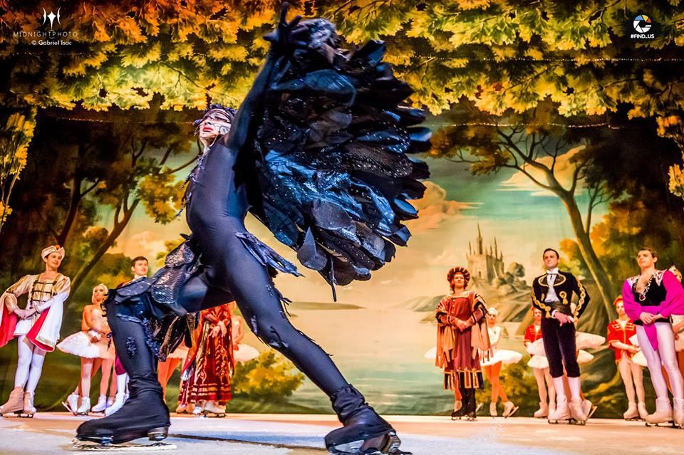 Reguli de acces spectacol Lacul Lebedelor, balet pe gheata 2019